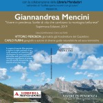 Vivere in pendenza locandina Mondadori (1)